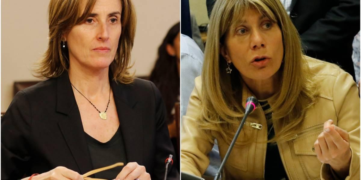 """No dijo paso como su expresidenta"": Marcela Cubillos y Ximena Rincón volvieron a enfrentarse en Twitter"