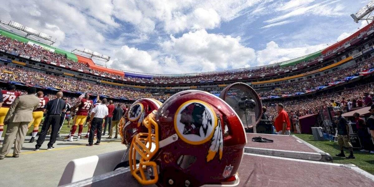 Los Redskins se llamarán Washington Football Team por este año