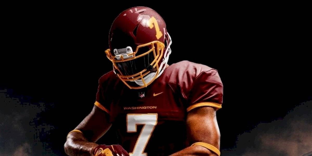 Equipo de Washington, nuevo nombre de los extintos Redskins