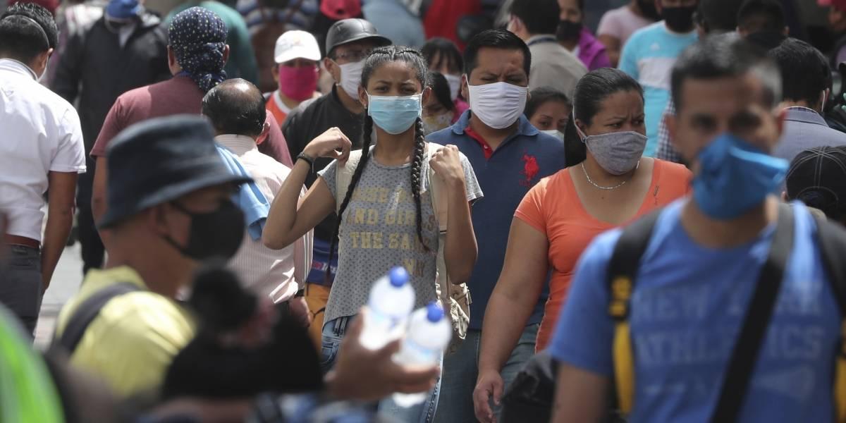 Ecuador llegó a los 79.049 casos de COVID-19; Quito superó los 12.000 contagios