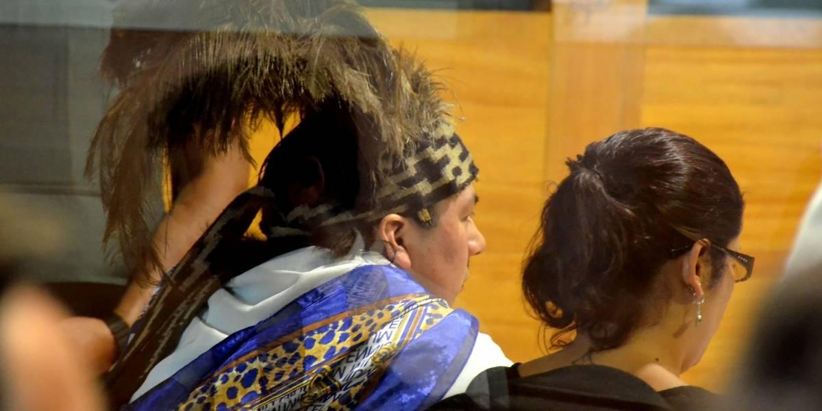 Machi Celestino Córdova depone huelga de hambre seca tras acuerdos con el Gobierno