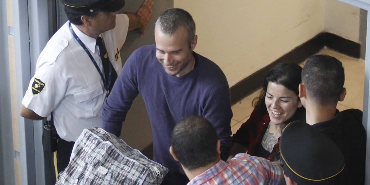 Paquetes-bomba: en prisión preventiva quedaron Mónica Caballero y Francisco Solar