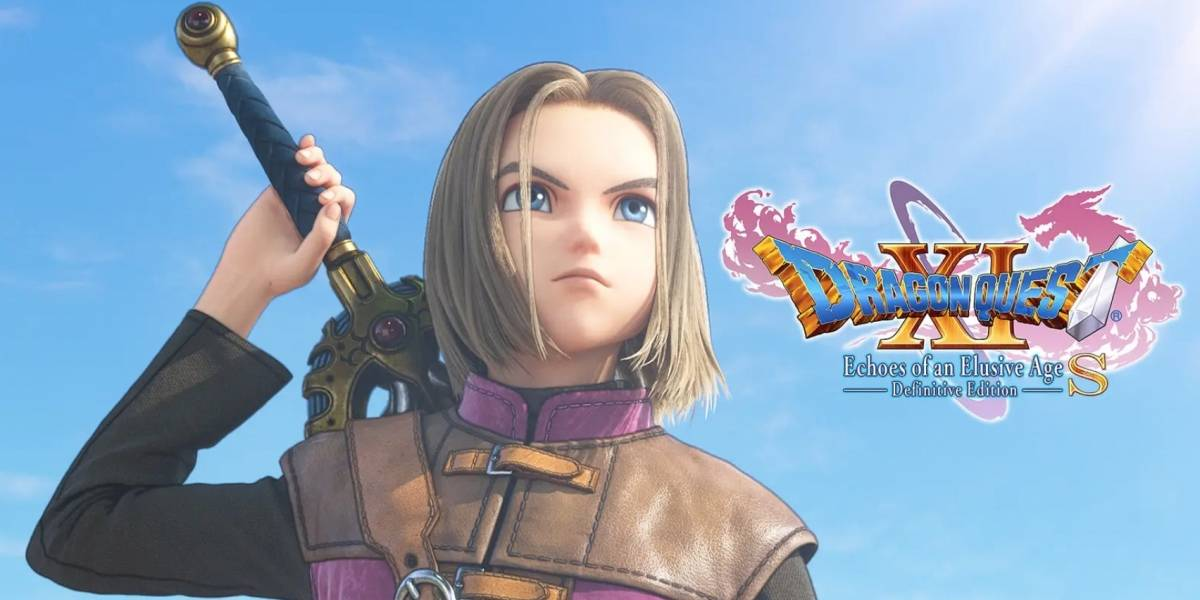 Game Dragon Quest XI S: Echoes of an Elusive Age – Definition Edition' é anunciada para PS4