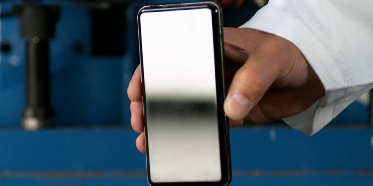 ¡Adiós daños de pantalla! El cristal que soportaría las caídas de tu celular desde 2 metros