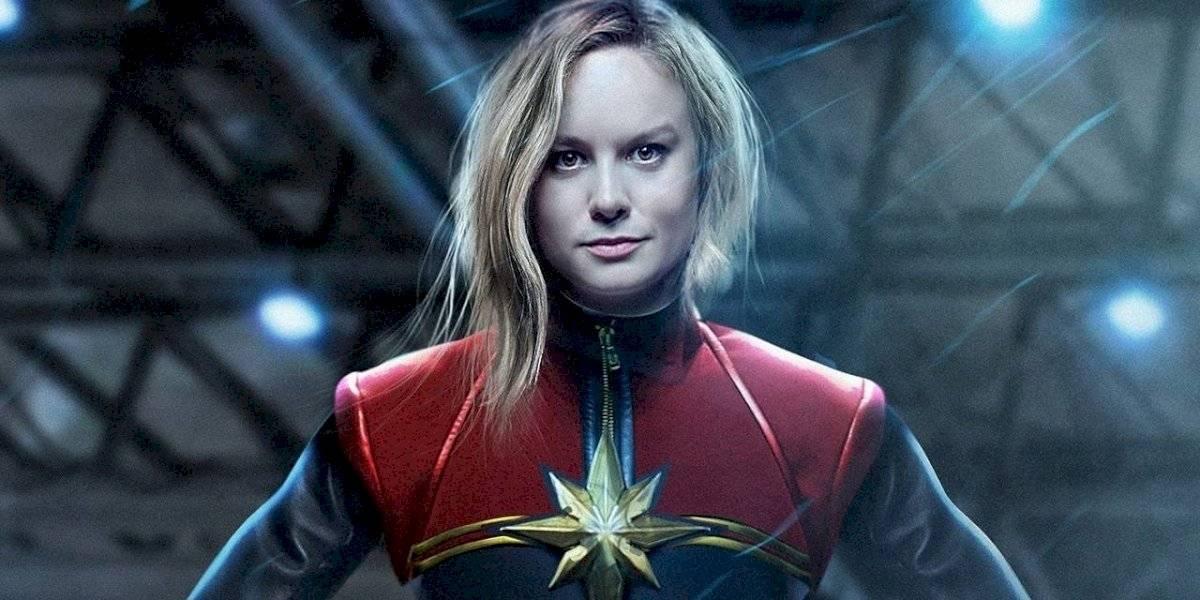 """Brie Larson, actriz de """"Capitana Marvel"""", admite nuevamente que """"le encantaría"""" interpretar a Samus Aran en una película de """"Metroid"""""""