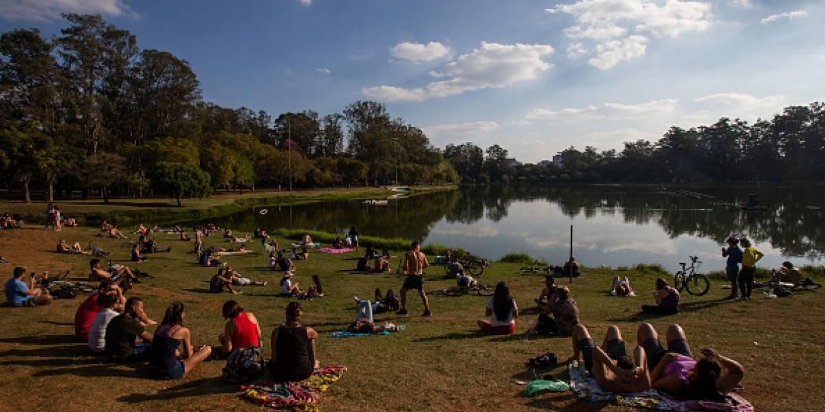 Governo reabre quatro parques na Grande São Paulo