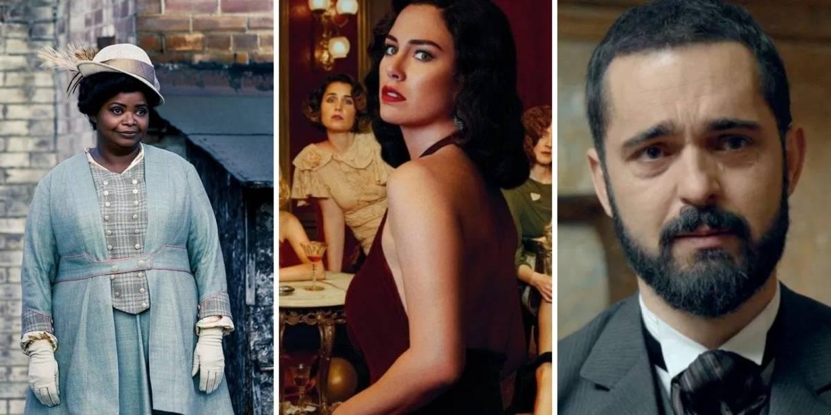 4 séries de época disponíveis na Netflix para fazer uma maratona