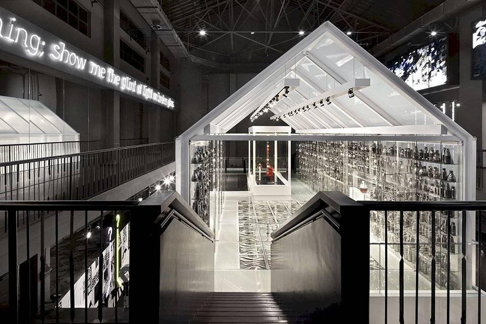 Museo del Vidrio en Shanghai