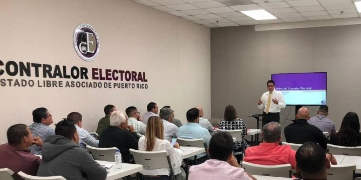 Contralor Electoral defiende límites de contenido partidista en páginas oficiales
