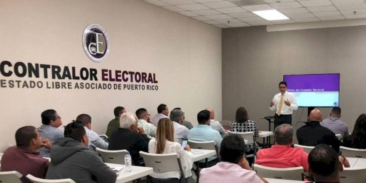 Partidos y candidatos adeudan cientos de miles en multas viejas a la Oficina del Contralor Electoral