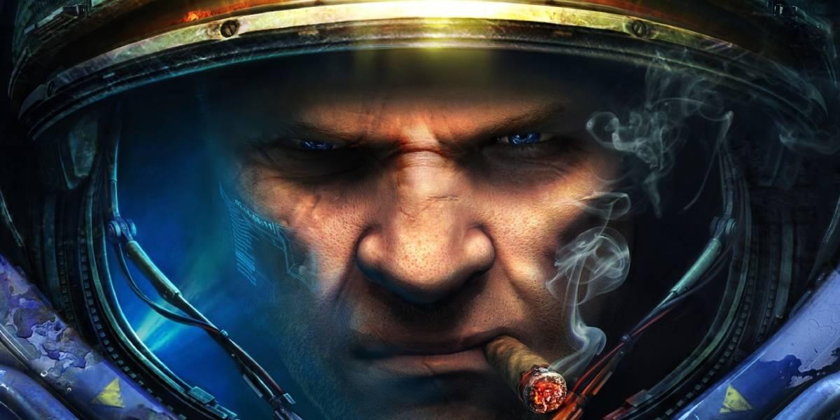 StarCraft II: Blizzard lanza actualización especial por el décimo aniversario