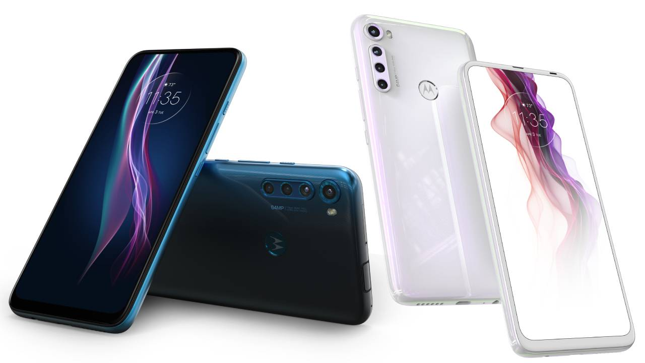 Motorola familia Fusion