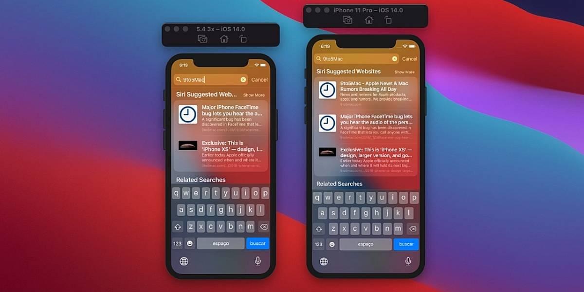 iOS 14: beta muestra un nuevo modelo de iPhone 12 muy diferente