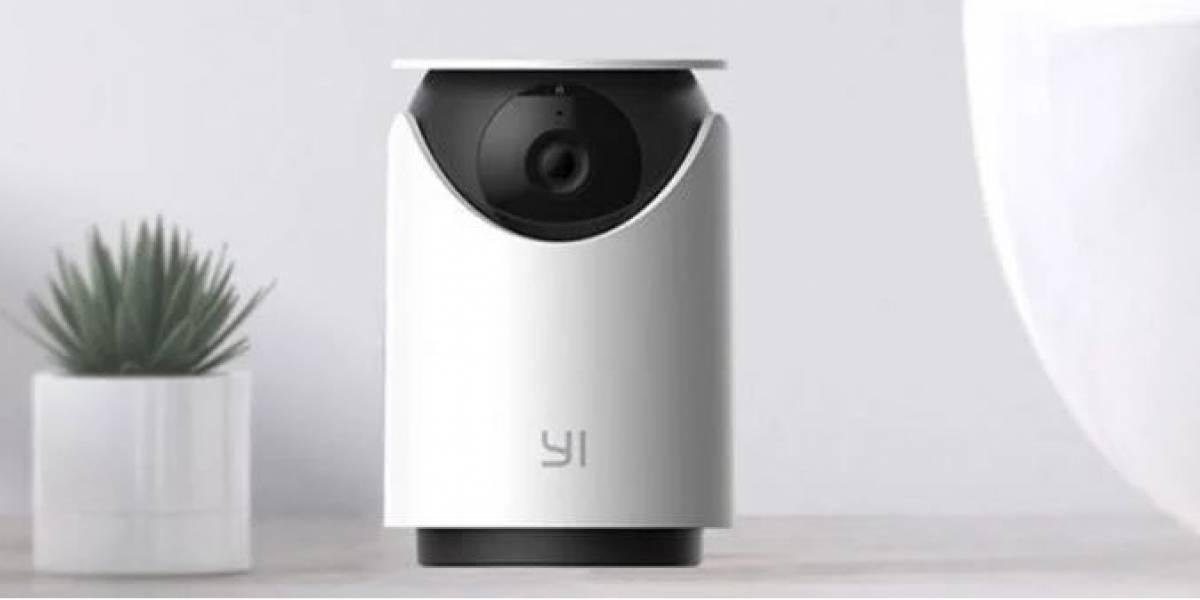 Lanzan al mercado cámara capaz de reconocer personas y ocultarse automáticamente