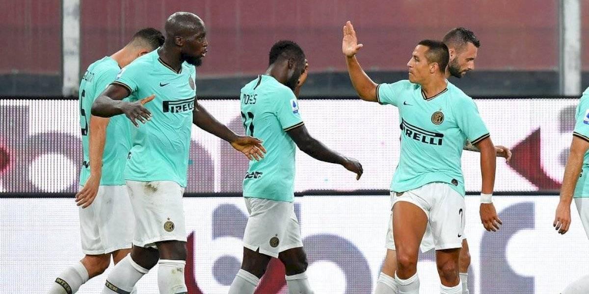 Inter de Milan confirma el fichaje de Alexis Sánchez y firma contrato hasta el 2023