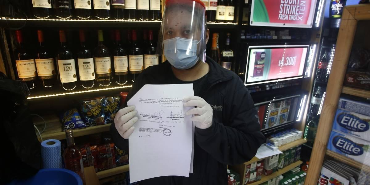 Gobierno autoriza a alcaldes a prorrogar la segunda cuota de la patente de alcoholes