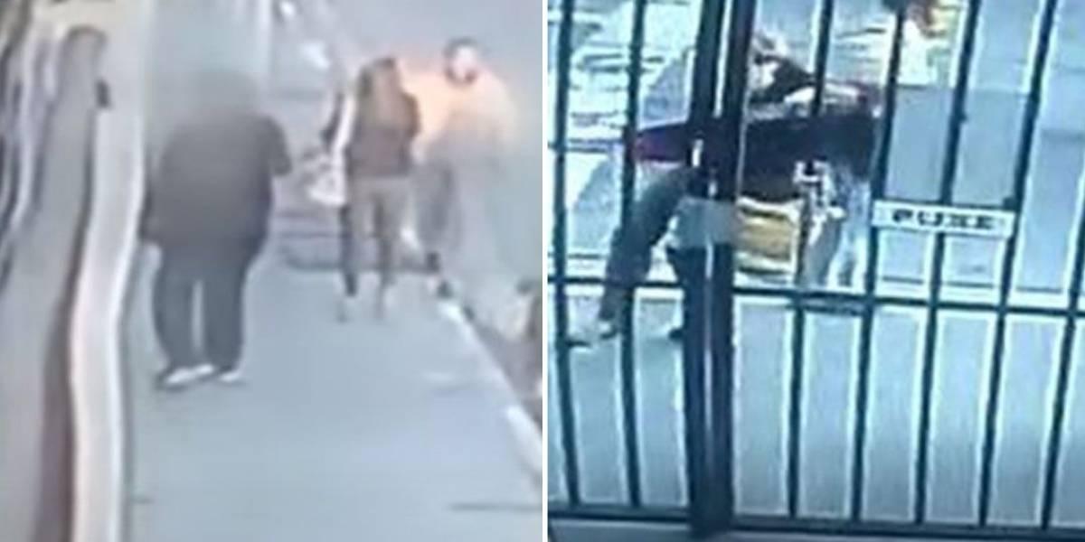 Homem que agrediu mulher em Diadema é identificado e preso