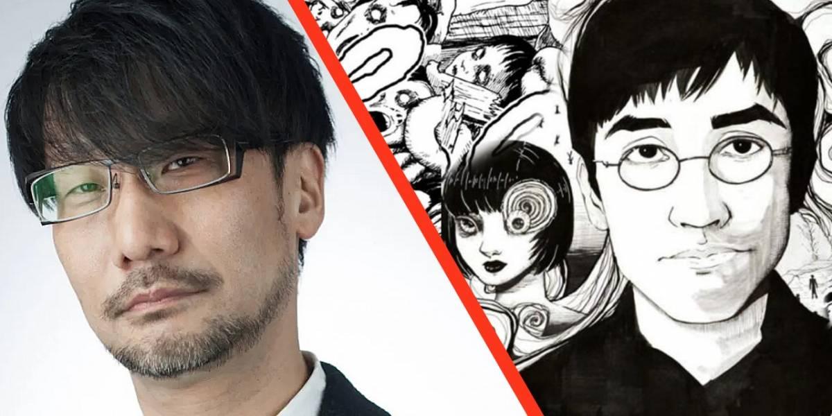 Hideo Kojima y Junji Ito se encuentran trabajando en un juego nuevo de terror