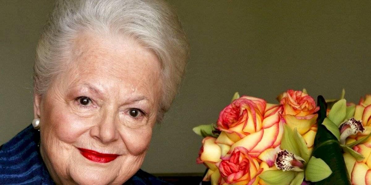 El cine está de luto: muere actriz Olivia de Havilland a los 104 años