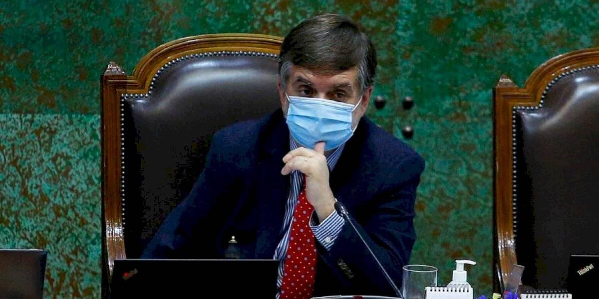"""Diputado Francisco Undurraga denuncia: """"Me amenazaron de muerte"""""""
