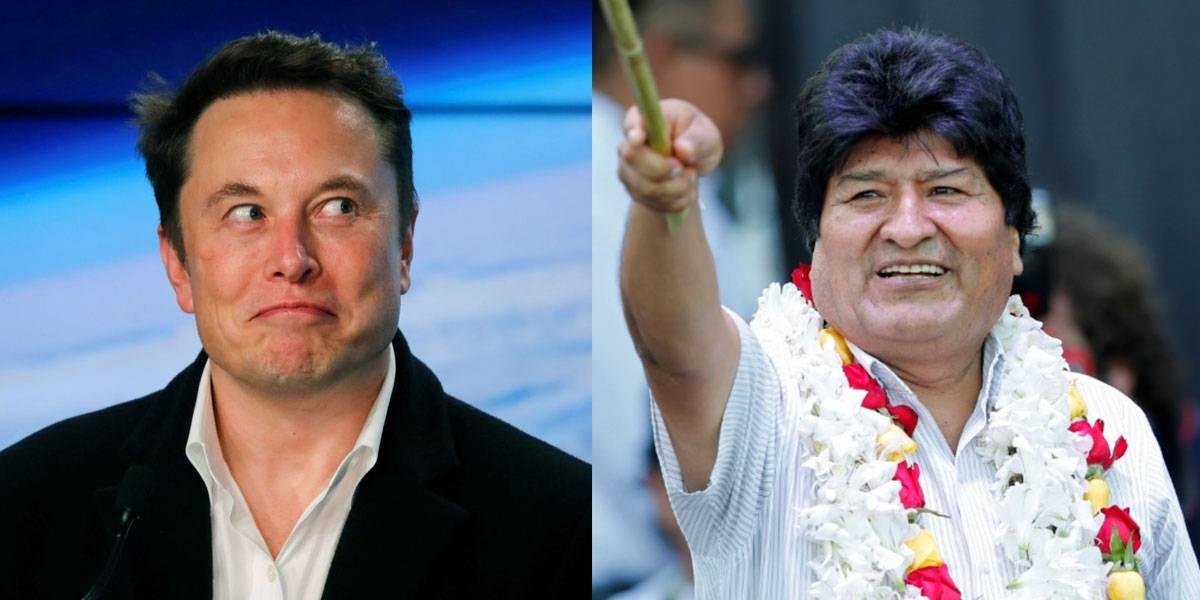 Evo Morales y Elon Musk discuten en Twitter por Golpe de Estado y litio