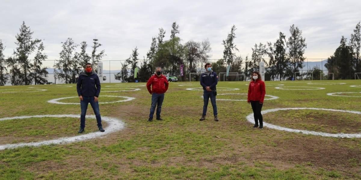 Anuncian reapertura de Parque Mahuida tras ingreso de La Reina a fase de Transición