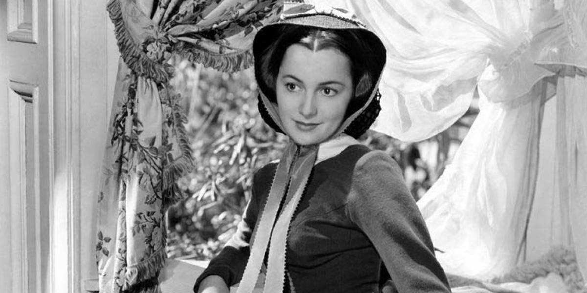 Fallece la última estrella de la era dorada de Hollywood: Olivia de Havilland