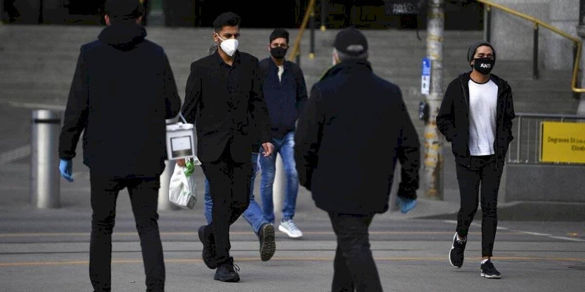 Atribuyen brote de coronavirus en Australia a trabajadores enfermos