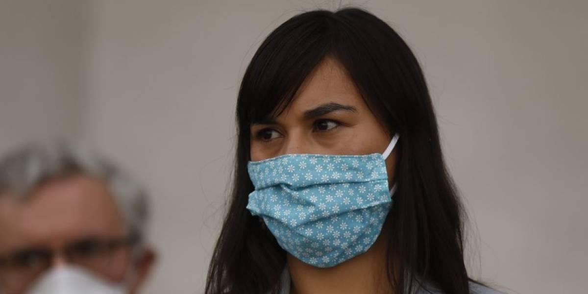 """Izkia Siches criticó nuevamente el plan """"Paso a paso"""": """"Hay una presión por la reapertura desde marzo"""""""