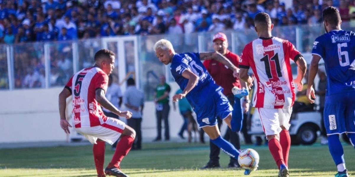 Confiança x Sergipe: onde assistir ao vivo o jogo pelo Campeonato Sergipano
