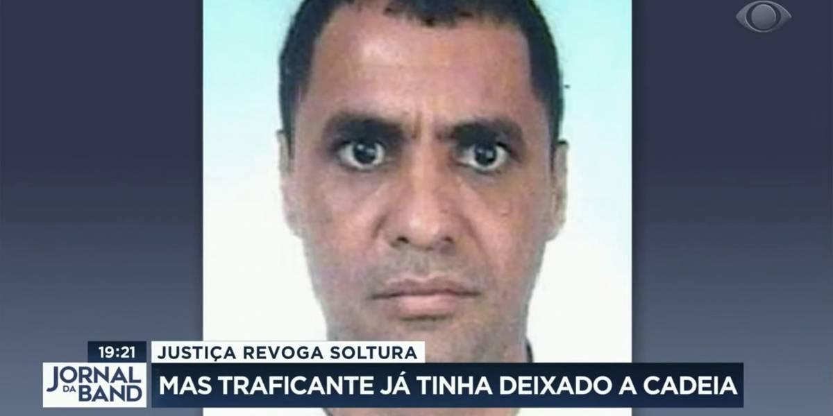 Megatraficante que deixou cadeia por ser grupo de risco para covid-19 está foragido