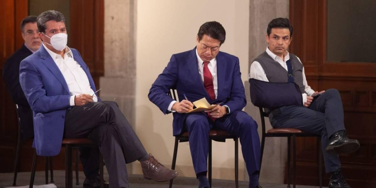 Diputados buscan extraordinario para dar salida a iniciativa de AMLO