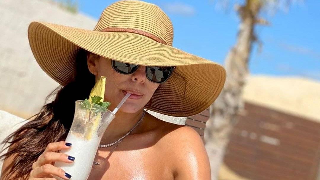 Eva Longoria en verano