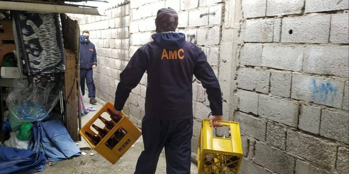 ¡Más indisciplina en Quito!  701 sancionados en una semana en La Magdalena y Centro Histórico