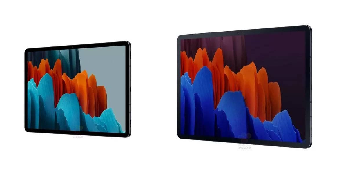Samsung Galaxy Tab S7 se filtra por completo antes de su anuncio