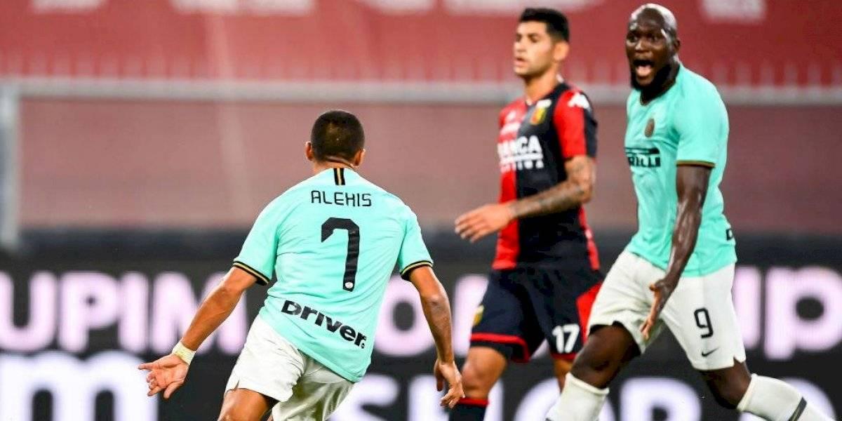 Inter de Milán y Manchester United tendrían acuerdo total por la continuidad de Alexis Sánchez