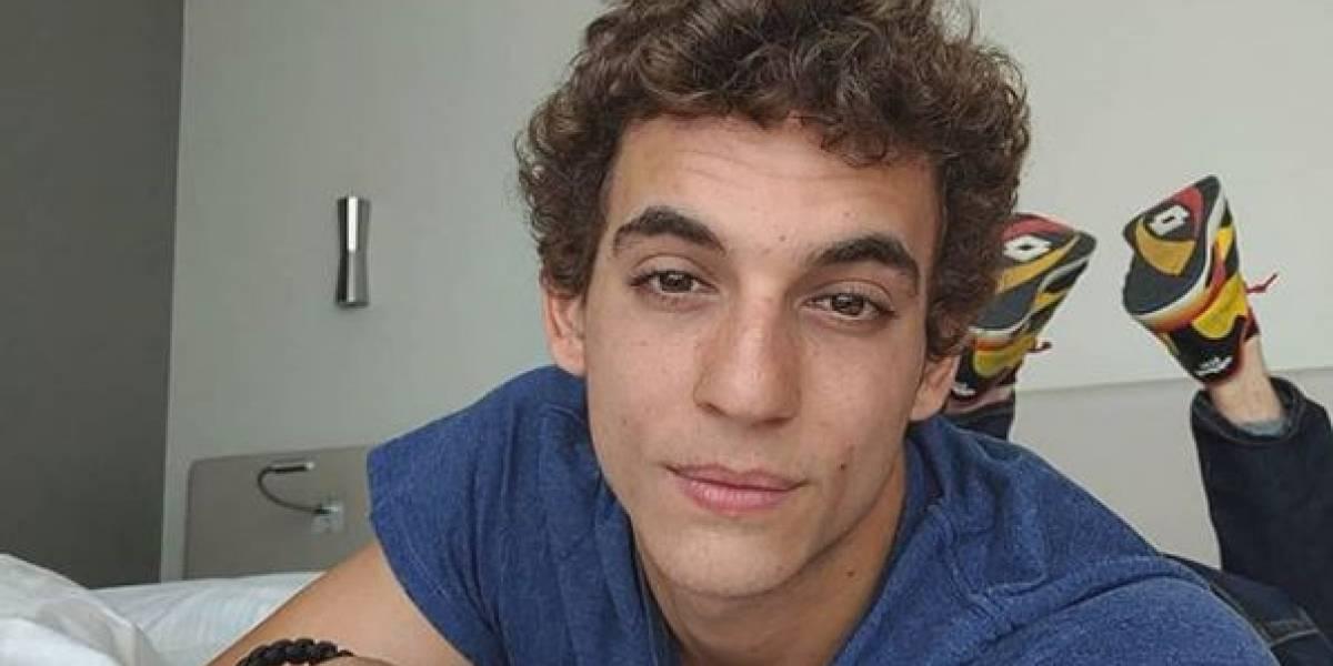Río de La casa de papel comparte foto sin camisa y confiesa cuánto le costó aceptar su cuerpo