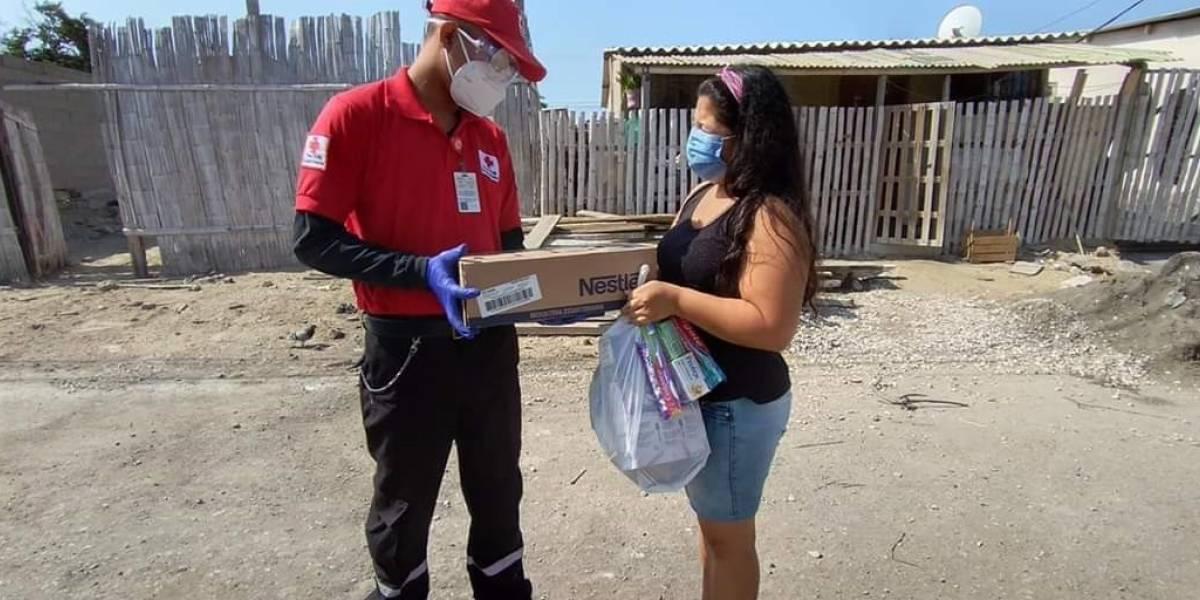 Nestlé y la Cruz Roja Ecuatoriana firman acuerdo de colaboración durante emergencia