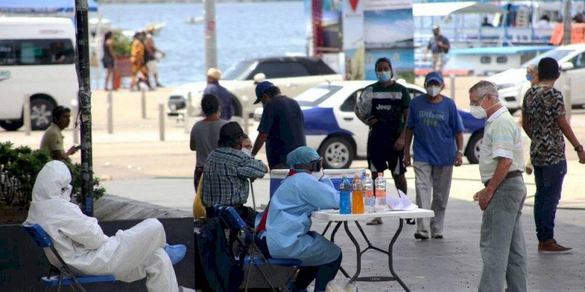 Incremento de casos Covid-19 en México llega hasta 395,489
