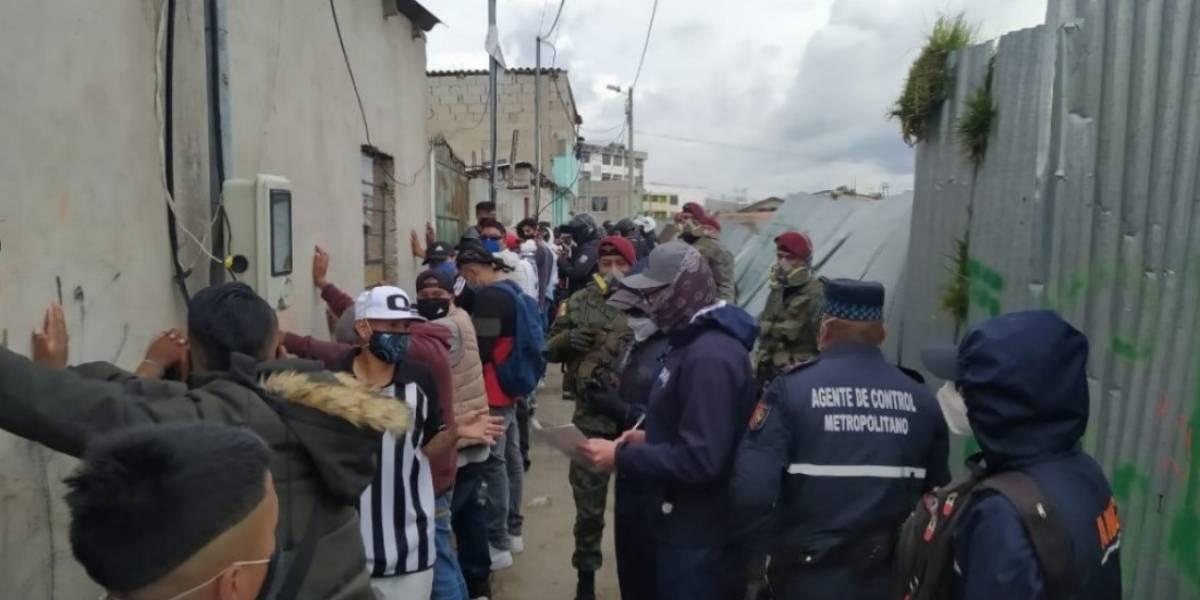"""Romo sobre indisciplina en Quito: """"Ningún esfuerzo será suficiente si la ciudadanía no respeta medidas"""""""