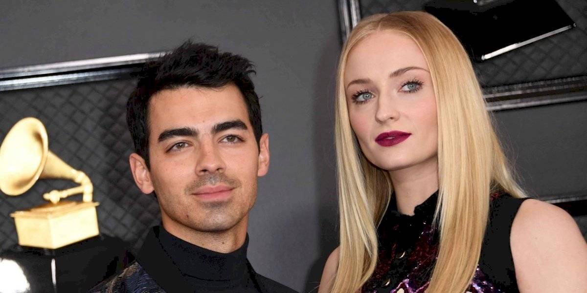 """Sophie Turner dio a luz: la hija de la actriz de """"Game of Thrones"""" y Joe Jonas nació el miércoles"""