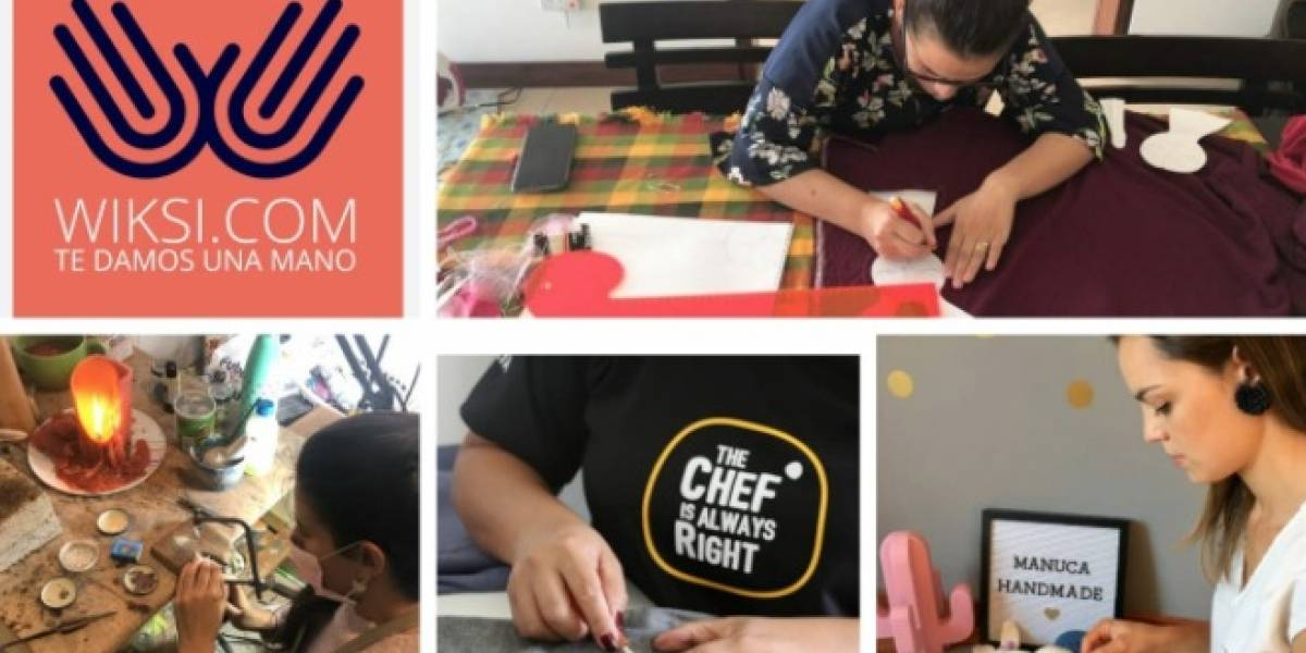 Wiksi: catálogo web para artesanos ecuatorianos creado en San Francisco
