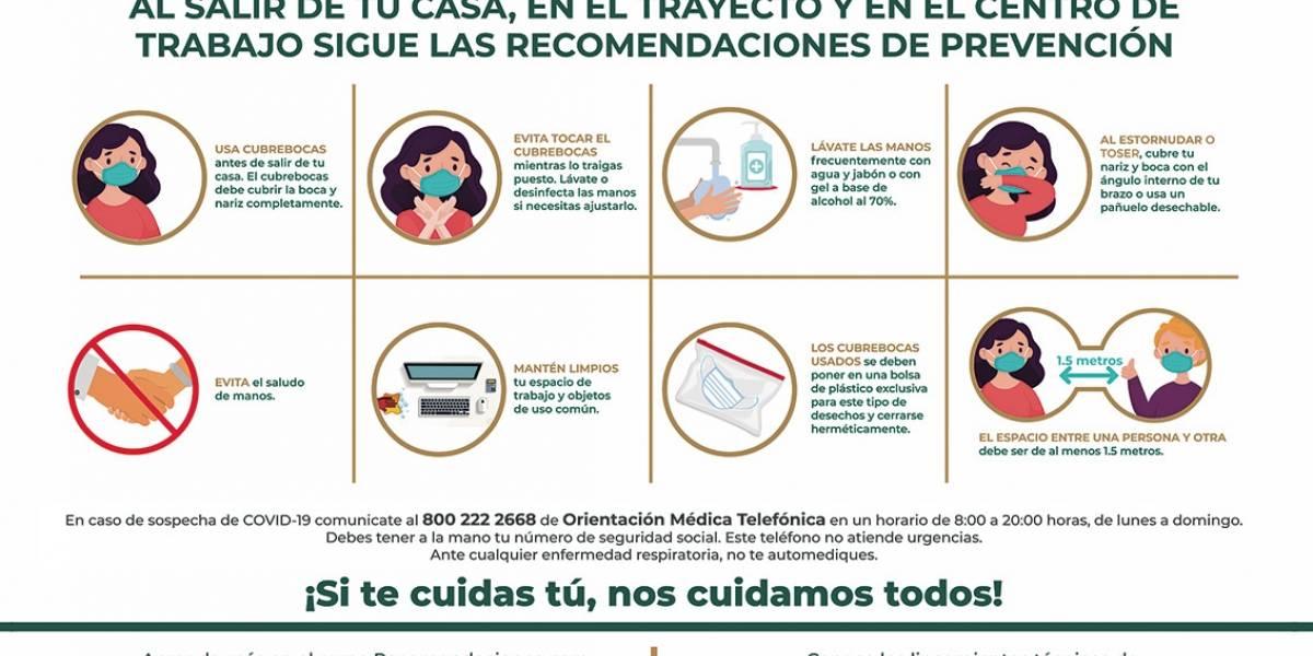 Anuncio Gobierno de México edición CDMX del 28 de Julio del 2020, Página 07