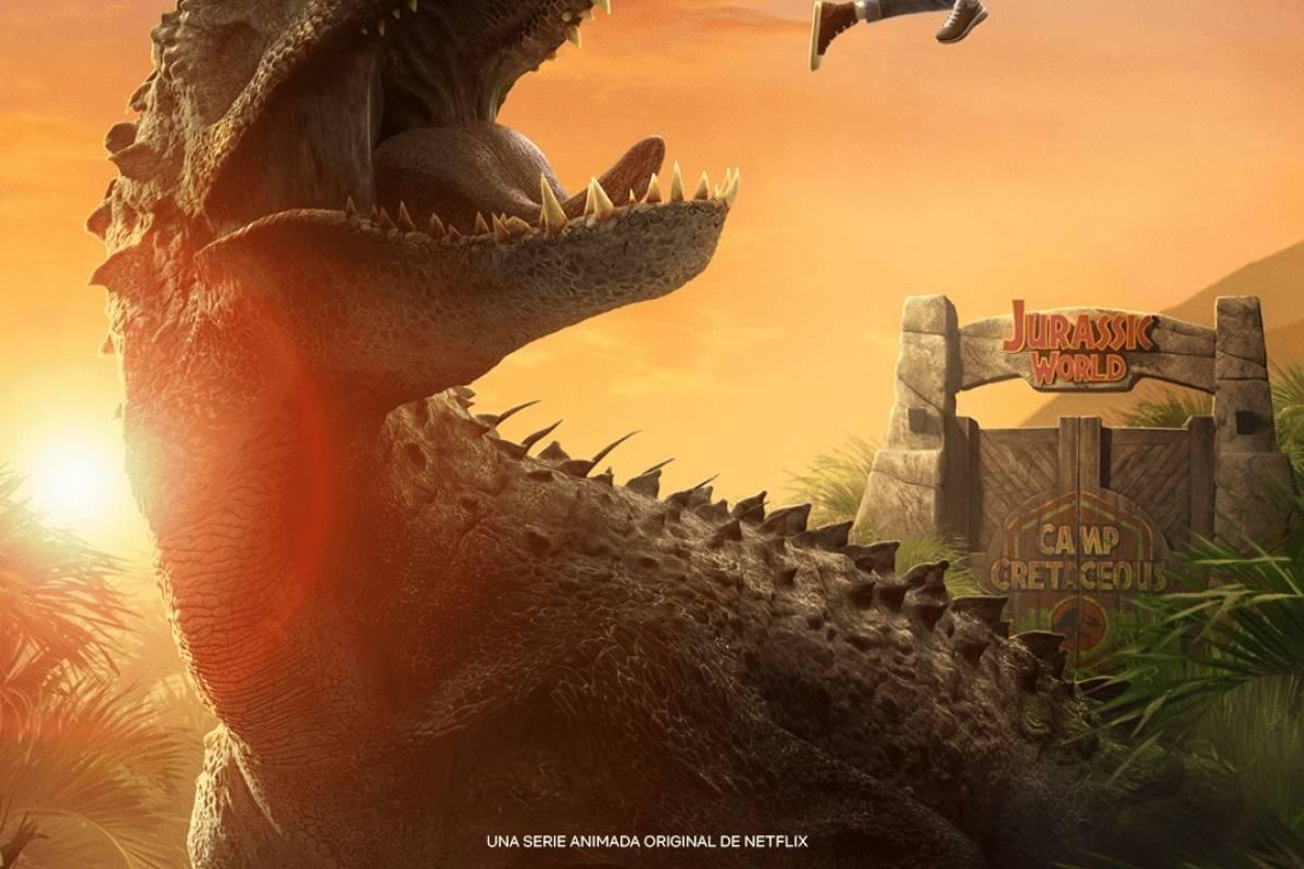 Nuevos Dinosaurios En El Ultimo Avance De Jurassic World Campamento Cretacico Publimetro Mexico Rex más grande jamás descubierto. avance de jurassic world campamento