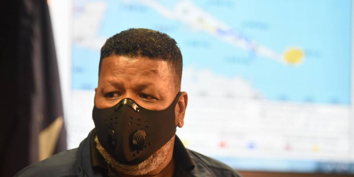 Regaño de Nino Correa a quienes se arriesgan innecesariamente ante eventos atmosféricos