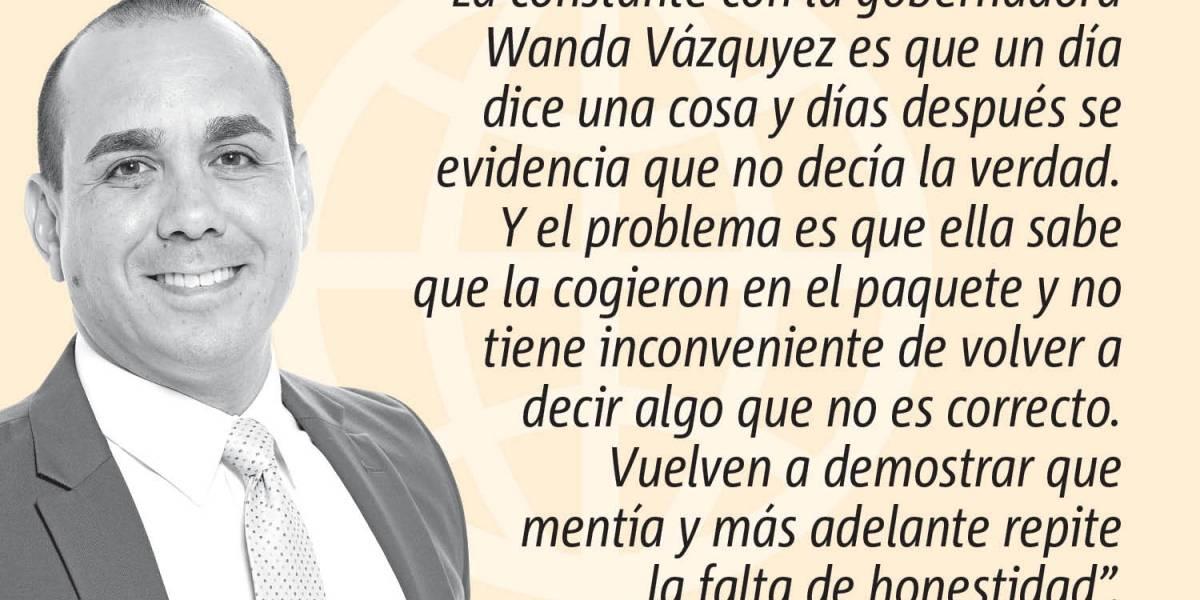 Opinión de Alex Delgado: Gobernadora no se ayuda… y Pierluisi tampoco