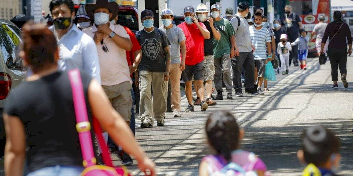 Pandemia COVID-19 supera 892 mil muertos con más de 27,3 millones de casos
