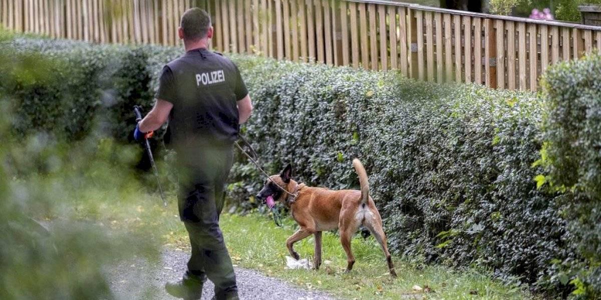 Caso Madeleine McCann: policía alemana registra una parcela con excavadora