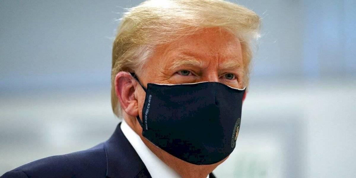 Libro: Trump quiso restar importancia al coronavirus