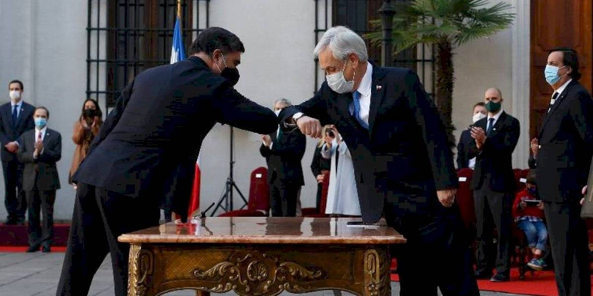 Mario Desbordes: el denominado miembro de la derecha social llega al Ministerio de Defensa